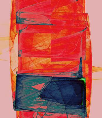 Composição Abstrata 300