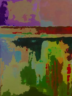 Composição Abstrata 577