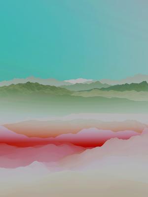 Visão Montanhosa 2