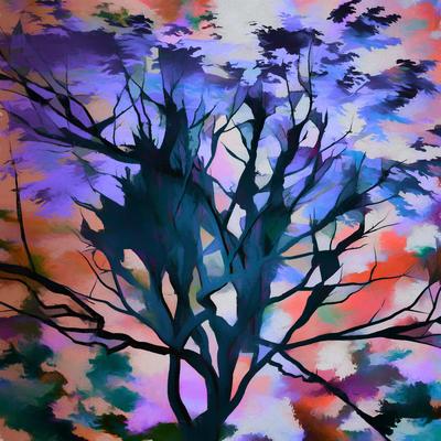 Árvore Outonal 4