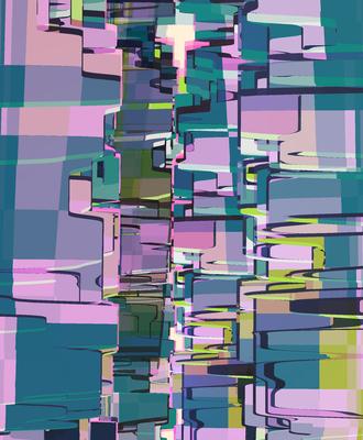 Composição Abstrata 650