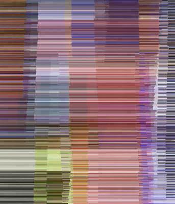 Composição Abstrata 654