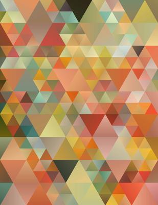 Composição Abstrata 710