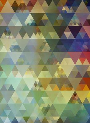 Composição Abstrata 713