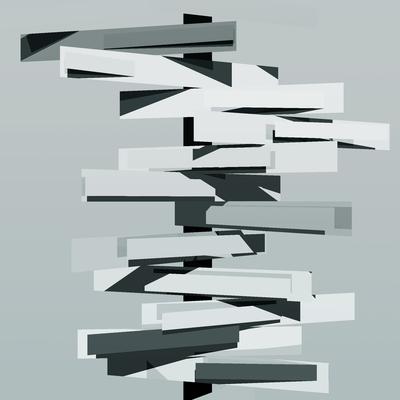 Composição Abstrata 745