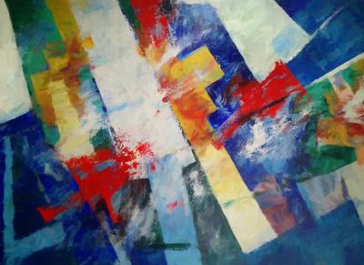 Composição Abstrata 771