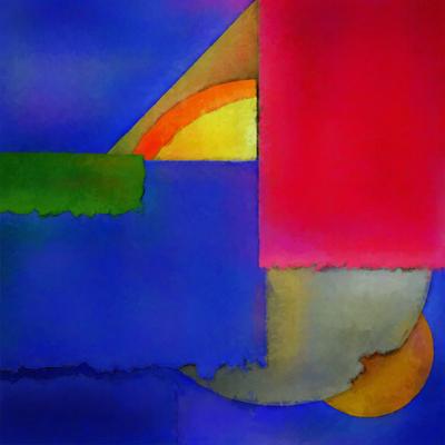 Composição Abstrata 101