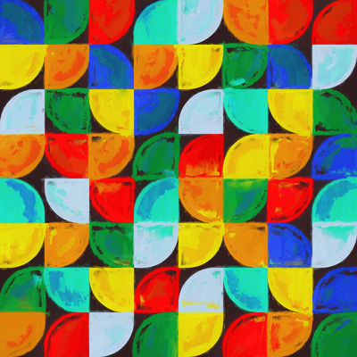 Composição Abstrata 831