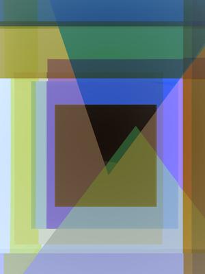 Composição Abstrata 700