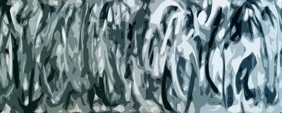 Composição Abstrata 884