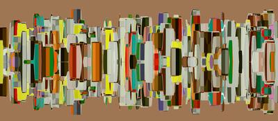 Composição Abstrata 907