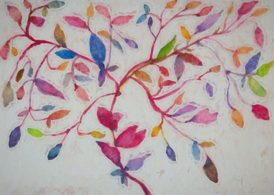 Árvore Colorida