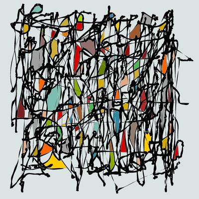 Composição Abstrata 974