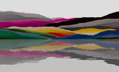Montanhas Coloridas 6