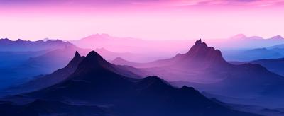 Pôr do Sol nas Montanhas 12