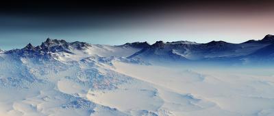Montanhas Nevadas 3