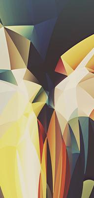 Arte Abstrata 201 - Vertical