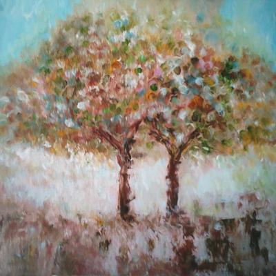 Árvores Outonais 5