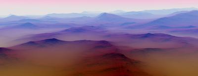 Visão Montanhosa 3