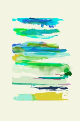 Paisagem Abstrata 17