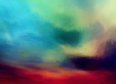 Paisagem Abstrata 28