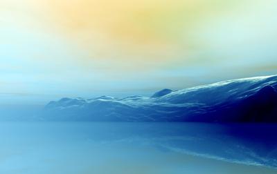 Montanha ao Amanhecer 2