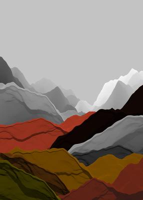 Montanhas Coloridas 8