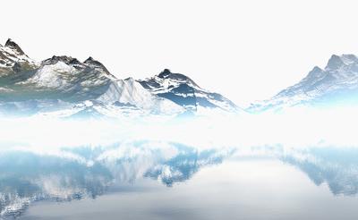 Montanhas Nevadas 4
