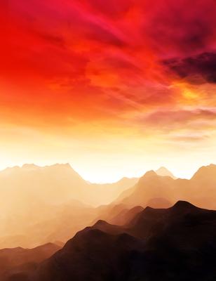 Céu Vermelho