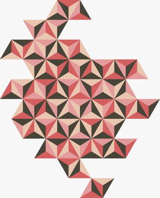 Composição Abstrata 1428
