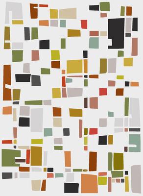 Composição Abstrata 1518