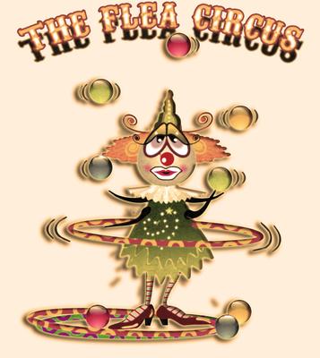 O Circo das Pulgas - O Palhaço Malabarista
