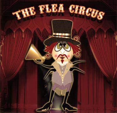 O Circo das Pulgas - O Mestre de Cerimônias