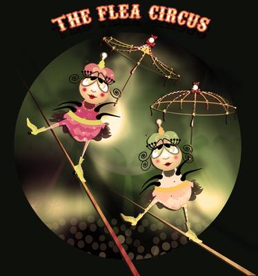 O Circo das Pulgas - As Irmãs Equilibristas