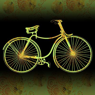 Bikes Tatuadas - Retrô Verde