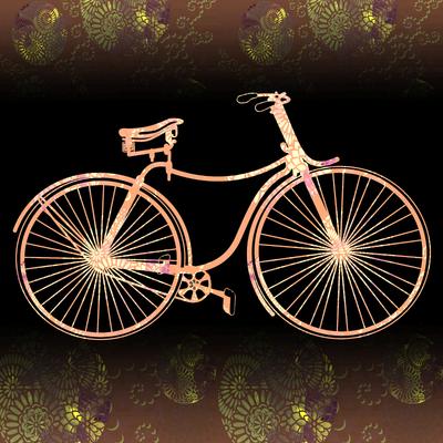 Bikes Tatuadas - Vintage Rosa Champagne