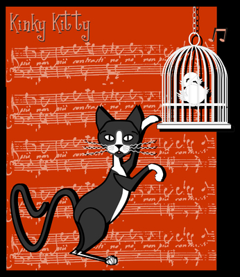 Kinky Kitty - Flagrante