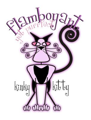 Kinky Kitty - Flaboyant Kitty
