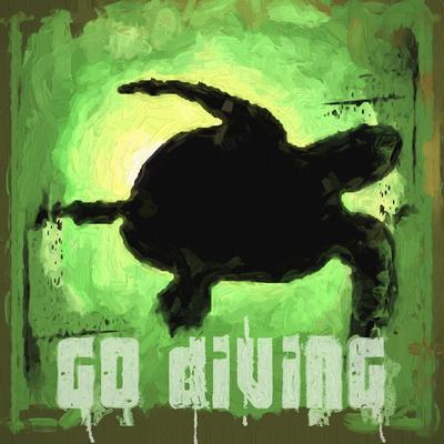 Go Diving/ Mergulho - Tartaruga Marinha