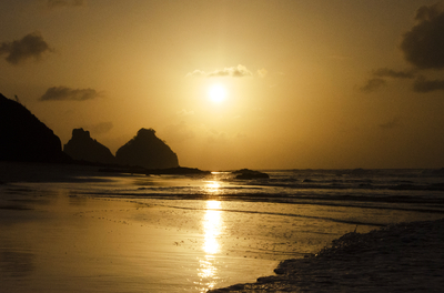 Pôr do Sol em Fernando Noronha 1