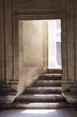 Entrada do Palácio de Carlos V, Allambra