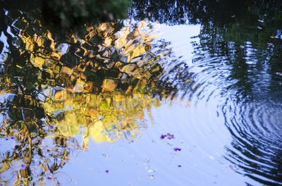 Água e Reflexos