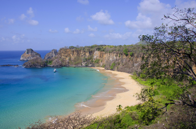 Praia do Sancho, Noronha