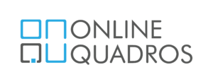 Logo - Online Quadros