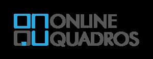 Online Quadros Logo