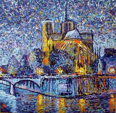 Notre-Dame de Paris 850 anos