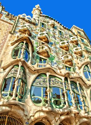 Casa Batlló - Gaudí - Espanha