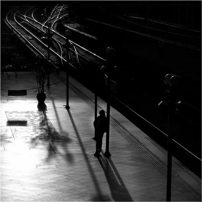 Serie SP - Estação da Luz