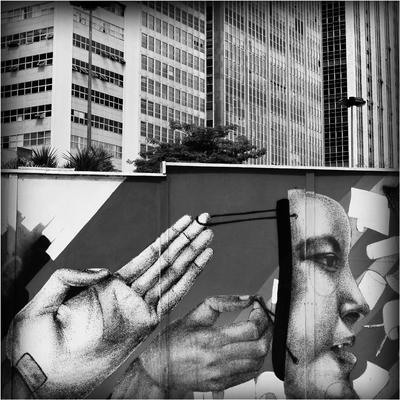 Serie SP - Graffiti