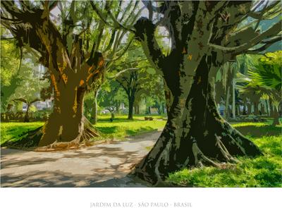 Serie SP - Jardim da Luz